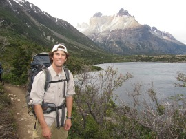 Brent Zundel backpacks the breathtaking Torres del Paine National Park in Patagonia, Chile.