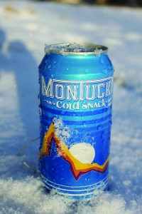 A chilled Montucky Cold Snack. Photo by Brent Zundel