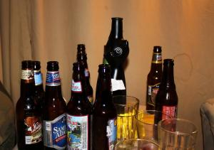None of this will be served at the new SUB Pub. Only Keystone. Photo by Brent Zundel
